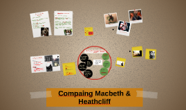 Compaing Macbeth & Heathcliff