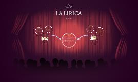 LA LIRICA