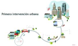 Estudio urbano para una futura intervención urbana