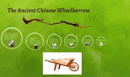 Copy of The Ancient Chinese Wheelbarrow