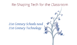Copy of 21st Century Technology in a 21st Century Classroom