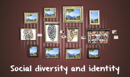 (Chap. 2) 6 Social diversity and identity