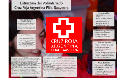 Copy of Estructura Voluntariado Cruz Roja Argentina Filial Saavedra