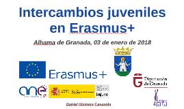 Intercambios juveniles en Erasmus+