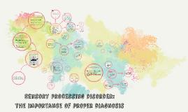 Copy of Sensory processing disorder: