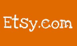 Copy of Etsy