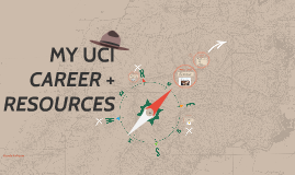 My UCI Career + Resources