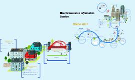 Summer 2018 Health Insurance Information Session