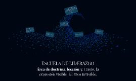 ESCUELA DE LIDERAZGO
