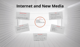 Internet and New Media