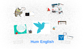 Hum English course presentation