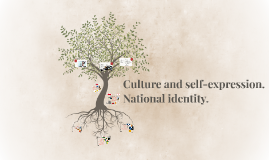 Culture and self-expression. National identity.