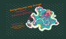 Navigating your way through Assessment & Institutional Effectiveness