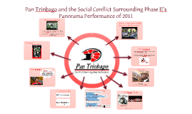 Pan Trinbago: The Governing Body of Steelpan and its Influences on the Steelpan Community in Trinidad and Tobago