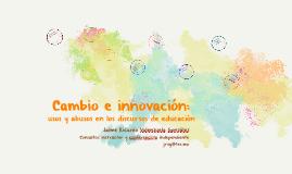 Cambio e innovación