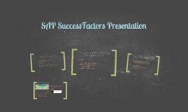 Introduction to SAP Success Factors