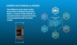DISEÑO MULTIMEDIA (6 MESES)