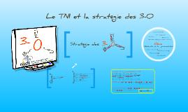 Stratégie des 3-O (CSHC)