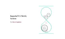 Imperial V,S Metric System