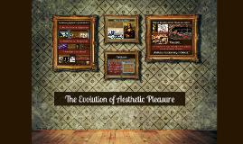 The Evolution of Aesthetic Pleasure