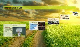 Rotaract Club of USF