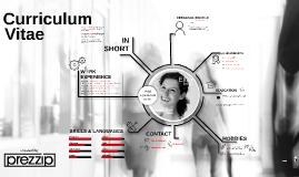 Curriculum Vitae by Prezzip.by Hugo Meza on Prezi