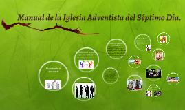 Manual de la Iglesia Adventista del Séptimo Día.
