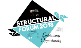 Structural Forum: Networking & Dinning Etiquette