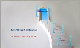 Konflikten i Colombia
