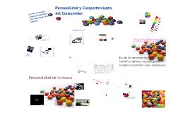Copy of Personalidad y comportamiento del consumidor