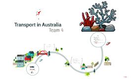 Transport in Australia