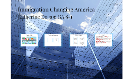 Immigration Changing America