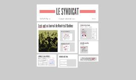 LE SYNDICAT