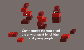 Copy of Copy of Contribute to the support of the environment for children an
