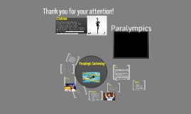 Paraplegic Swimming