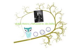 Modelo Atómico y Postulados de John Dalton