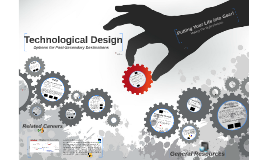 Career with Technological Design