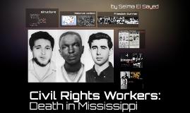 Kopie von Civil Rights Workers: