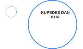 KUPEDES DAN KUR