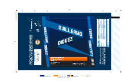 Guillermo Diquez: Empaque
