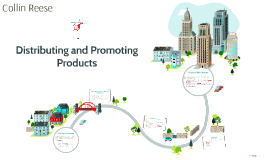 Distributing and Promoting Products