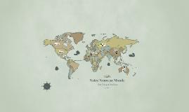 Notre Nouveau Monde
