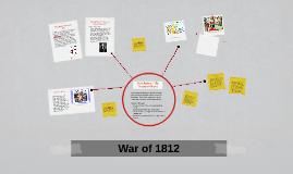 Copy of Copy of War of 1812