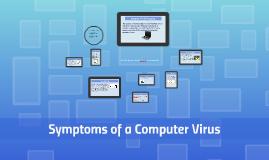 VIRUS SYMPTOMS