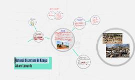 Natural Disasters in Kenya