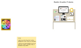 English IV: Hamlet Creative Projects