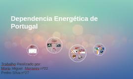 Dependencia Energética de Portugal