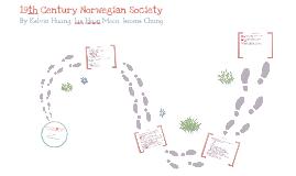 19th Century Norwegian Society
