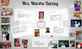 Mrs. Burney -- intro