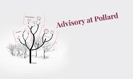 Advisory at Pollard
